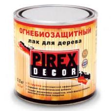 Pirex Decor лак для дерева (II группа огнезащиты) 10 кг