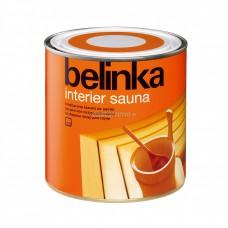 BELINKA INRTERIER SAUNA
