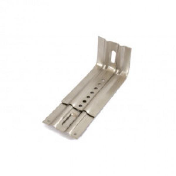 Кронштейн регулируемый для вентилуремых фасадов (КР) и усиленный (КРУ) (2)