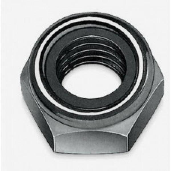 Гайка со стопорным кольцом DIN 985 (1)