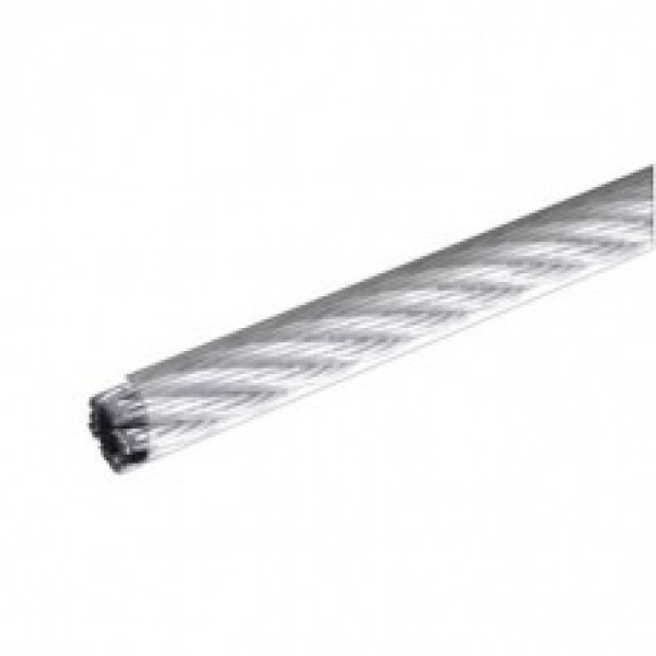 Трос стальной в оплетке ПВХ DIN 3055 (7)