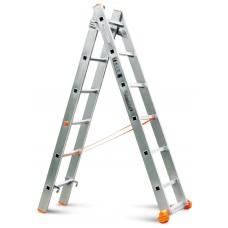 Лестница двухсекционная KROSPER