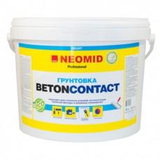 """NEOMID  BetonContact"" professional Адгезионный грунт по бетону и штукатурке"