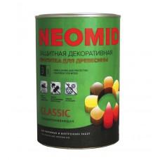 """""""NEOMID Bio Color CLASSIC"""" Алкидный декоративный деревозащитный состав"""