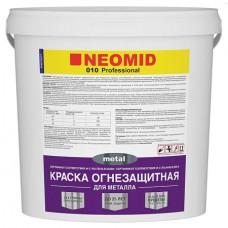 """""""NEOMID Огнезащитная краска для металла на органической основе"""" 25 кг"""