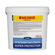 "NEOMID ""Огнезащитная краска для металла Super Protection"" NEW 45/120 минут"