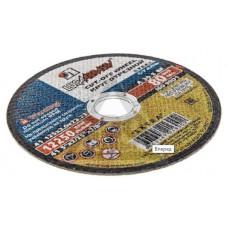 Круг отрезной по металлу LUGA Abrasiv 125x2x22 упак. 25 шт.
