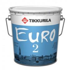 Краска для потолка ТИККУРИЛА евро 2