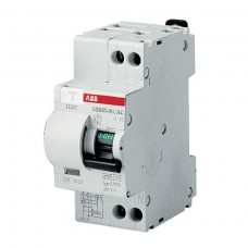 Дифференциальный автомат ABB 10А 30мА