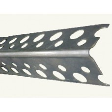 Уголок малярный алюминиевый 20х20х3000