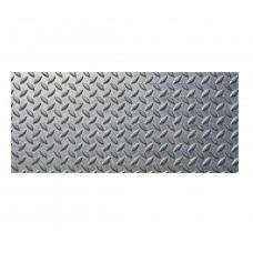Лист металлический рифленый 4 мм