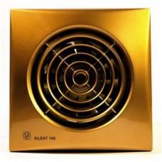 Вентилятор вытяжной SILENT 100 CZ GOLD