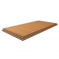 Пробковая прокладка для пазогребневых плит