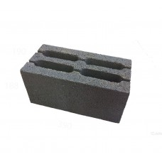 Керамзитобетонный блок 200х200х400