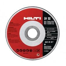 Диск отрезной по металлу HILTI 125 мм