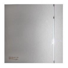 Вентилятор вытяжной SILENT-DESIGN 100 CZ SILVER