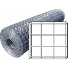 Сетка кладочная оцинкованная 50х50х2 (1,5х40)