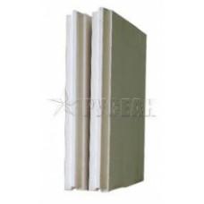 Пазогребневый блок РУСЕАН 667х500х80