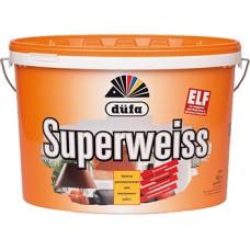 Краска для потолка ДЮФА супервайс